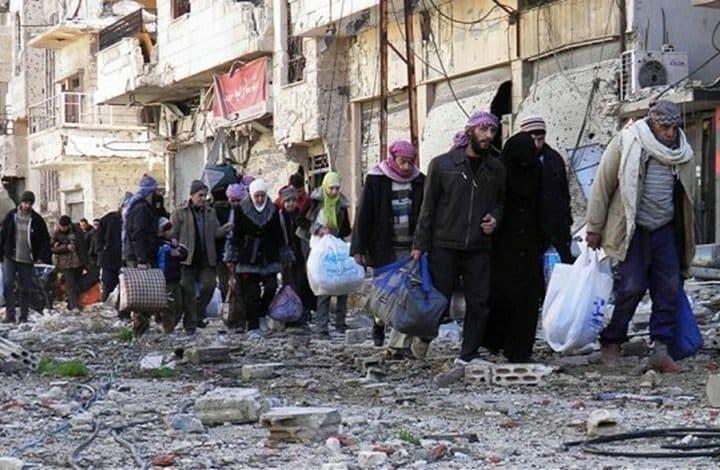برنامج الأغذية العالمي: 12.4 مليون شخص في سوريا يعانون من انعدام الأمن الغذائي