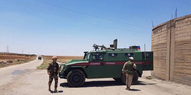 درعا.. الاتفاق على تسيير دوريات روسية من إزرع حتى طفس